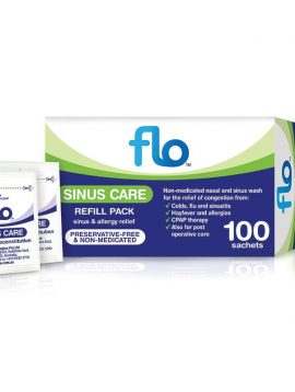 Flo Sinus Care Care Refill 100 sachets