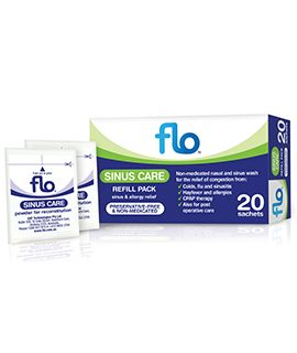 Flo Sinus Care Care Refill 20 sachets