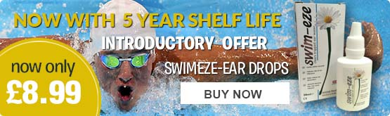 SWIMEZE EAR DROPS